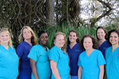 Staff Members in St. Augustine, Florida